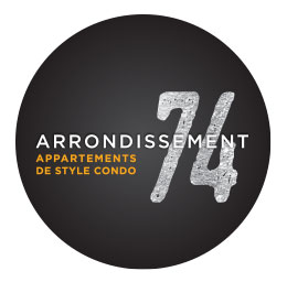 Logo Arrondissement 74